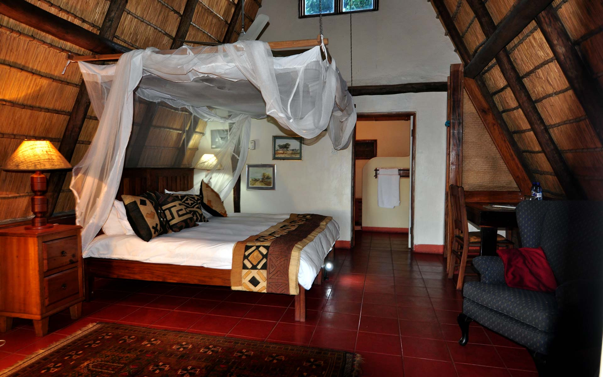 lake-malawi-hotel-room